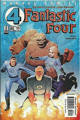 FANTASTIC FOUR #55 (MARVEL) (3rd SERIES)