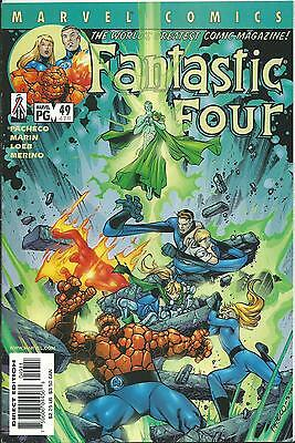 FANTASTIC FOUR #49 (MARVEL) (3rd SERIES)
