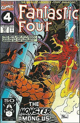 Fantastic Four #357 (Marvel)