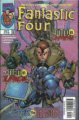 FANTASTIC FOUR #10 (MARVEL) (3rd SERIES)