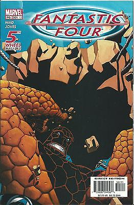 FANTASTIC FOUR #72 (MARVEL) (3rd SERIES)