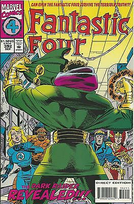 Fantastic Four #392 (Marvel)