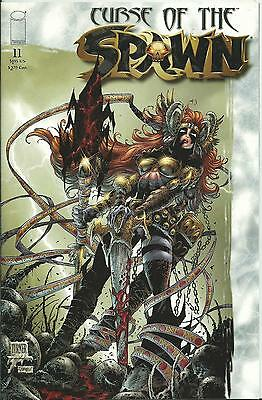 Curse Of The Spawn #11 (Image)