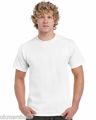 720 White Gildan T Shirts Worlds Best Seller Free Delivery!!