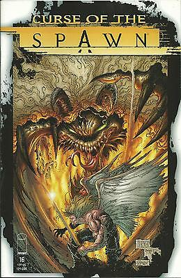 Curse Of The Spawn #16 (Image)