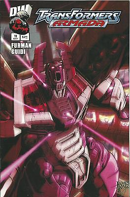 Transformers: Armada #11  (Dreamwave)