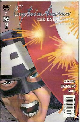 Captain America #7 (4Th Series) (Marvel Knights)  2002