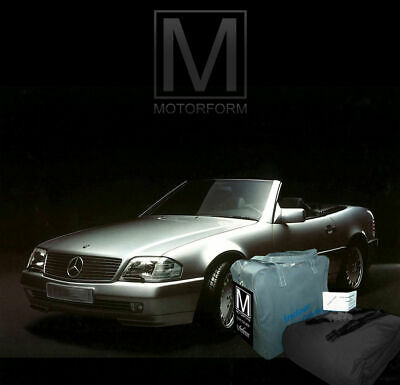 Mercedes SL 129 Ganzgarage Car Cover R129 Auto Garage Husse Hülle SL320 SL500
