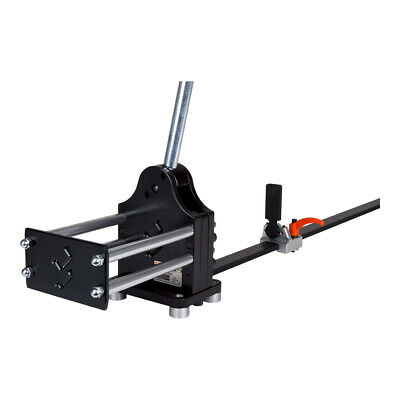 New Dual Profile DIN Rail Cutter with Guiding Device and 1000mm Length Stop