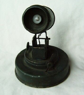 old metal Tippco Germany 1910 -1920 searchlight