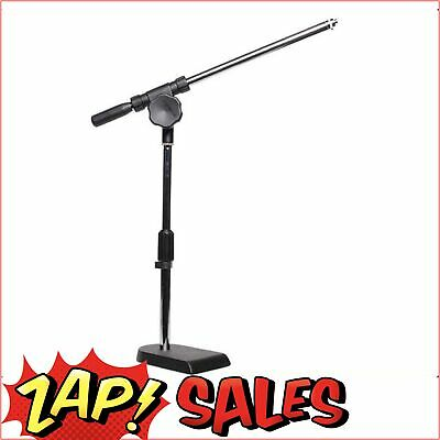 Microphone Stand, Desktop, Black, Boom Arm - FAST SHIP FROM SYDNEY