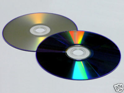 2 disk SILVER InkJet Printable DVD+R DL 8x Dual Layer