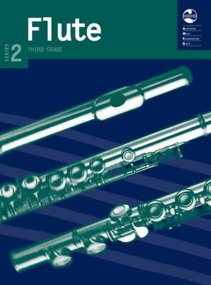 AMEB Flute Series 2 Third Grade / Grade 3 Sheet Music Book *NEW*