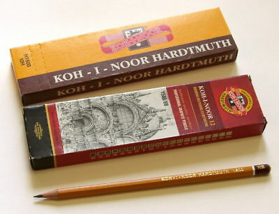 One Pencil Koh-I-Noor 1500, 20 Degrees Available