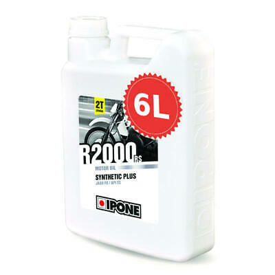 Huile 2 Temps IPONE R2000 Oil moto scooter scoot 2T 5L