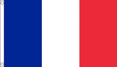 5' x 3' France National Flag French Europe Country Banner