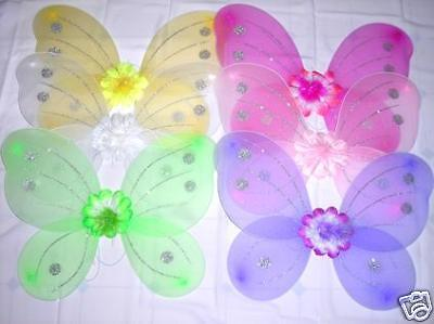 14 Pretty Butterfly Wings~*~Dress Up Costume