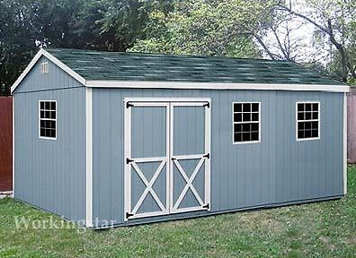 St Storage Shed Plan Software