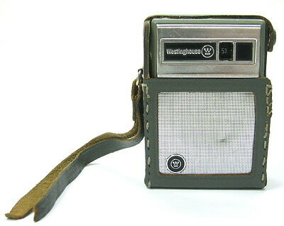 WESTINGHOUSE JAPAN TRANSISTOR RADIO H 707P6GPA GREEN x