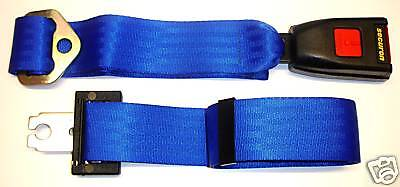 NEW Securon Seat Belt 210 Lap Belt x1 Blue