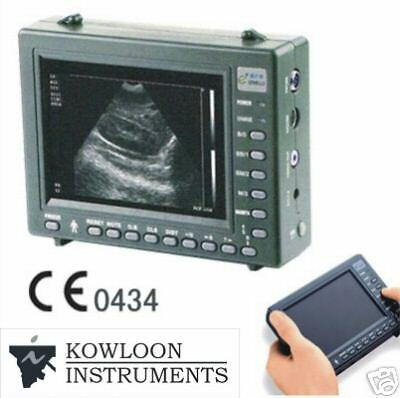 KU-20v Mini ultrasound Vet dog cat pig sheep equine cow