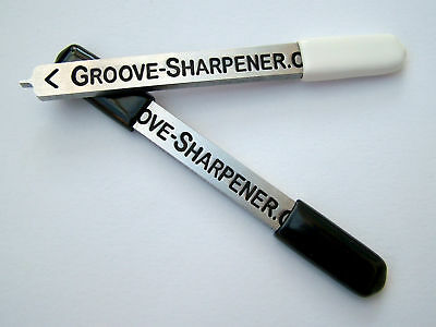 GROOVE SHARPENING TOOL - suitable for Titleist Vokey's, over 20,000 already sold