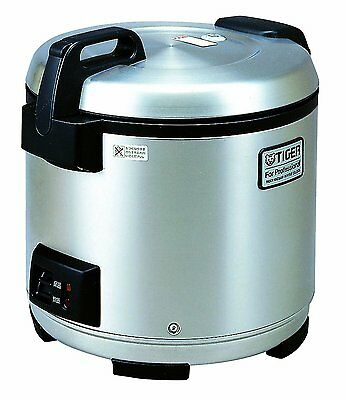 Japan Tiger Commercial Rice Cooker Warmer 20Cup Betathan ZOJIRUSHI MIDEA 日本虎牌电饭煲