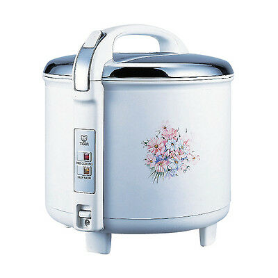 Tiger Commercial Rice Cooker Warmer 15 Cup Japan Made  JCC-2700 OneYearWarranty