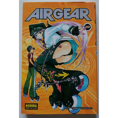 Air Gear Nº 2