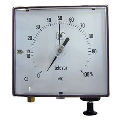 Remote tank contents/level gauge -Cylindrical tanks up to 3m