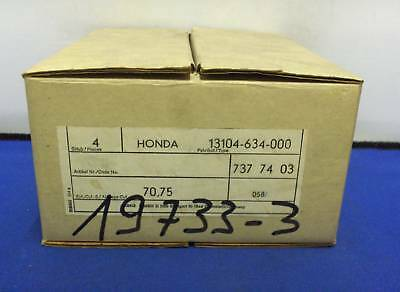 4 Honda Civic Kolben 70,75mm, Mot EB-1, 1169ccm, 1972…