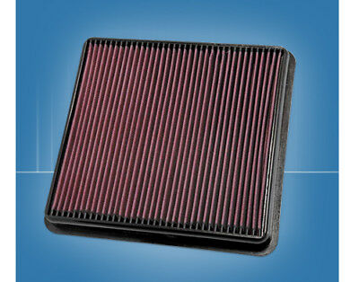 K&N Air Filter for Toyota Landcruiser (2007 on) 4.7L UZJ 200 Series V8