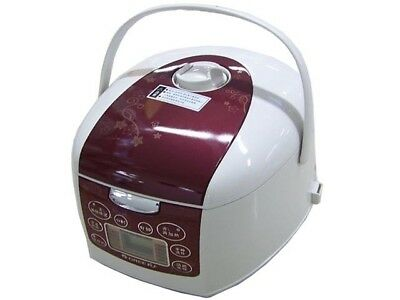 New GREE 10cup Computerized Rice Cooker Stainless Steel Pot No Teflon Durable无涂料