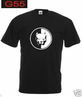 T-shirt PITBULL hooligans ultras tifosi calcio