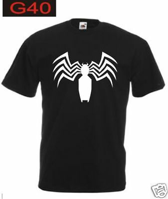 T-shirt VENOM spiderman film cult cartoon
