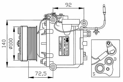 together with 2000 Cougar Fuel Pump Wiring Diagram as well 2001 Honda Accord Thermostat Location furthermore 96 Honda Accord Fuel Filter furthermore Mazda 626 1998 Radiator Hose Diagram. on 1998 mazda 626 thermostat
