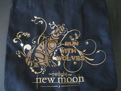 New moon I run with wolves Tote  **RARE**HTF**