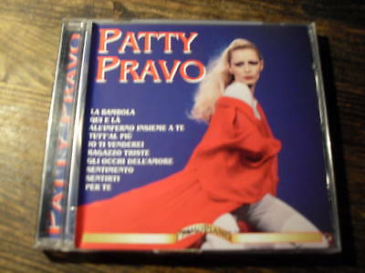 Patty Pravo             Cd