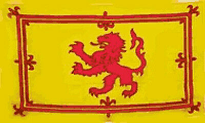 3' x 2' Lion Rampant Flag Scotland Scottish Royal Standard Flags Banner