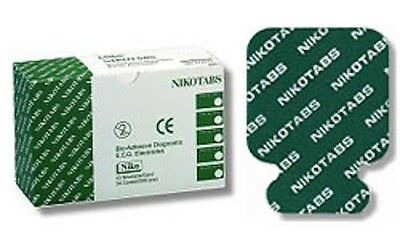 Nikomed Nikotabs Ekg Electrodes #0315 Box Of 500