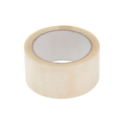 6 Rollen KLEBEBAND PP 48 mm x 66 lfm Packband transparent