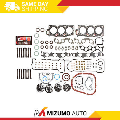 Full Gasket Set + Head Bolts 3.0L 1MZFE Free Shipping!