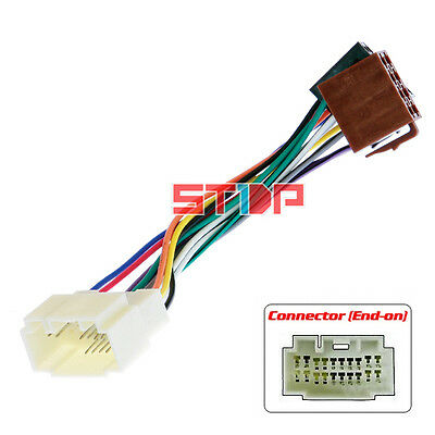 SUZUKI SWIFT 2005-2010 ISO WIRING HARNESS adaptor connector lead RS415/RS416