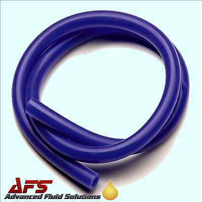 3mm I.D Blue Silicone Vacuum Hose Silicon Breather Vac Tubing Pipe Boost 1/8 In