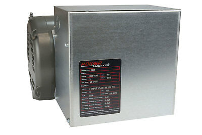 5HP 3 Phase Converter Rotary, 1 To 3 Phase CNC mill