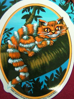 Decal, CHESHIRE CAT - by JASMINE BECKET-GRIFFITH, AD499