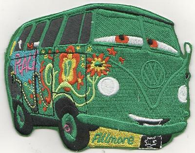 4inch CARS FILLMORE KOMBI IRON ON PATCH  BUY 2 GET 3