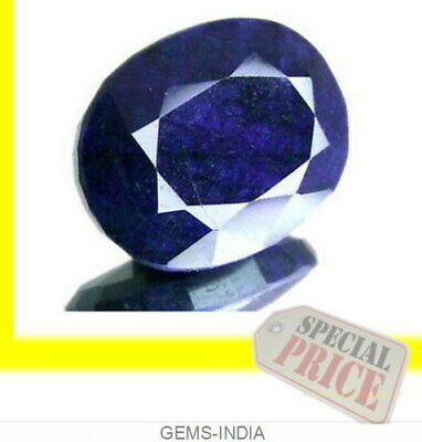 10 Ct+ Natural Blue Sapphire Gemstone Honest Giveaways