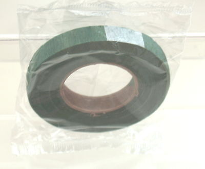 4 Reels of Moss Green Florist Floral Tape for stems