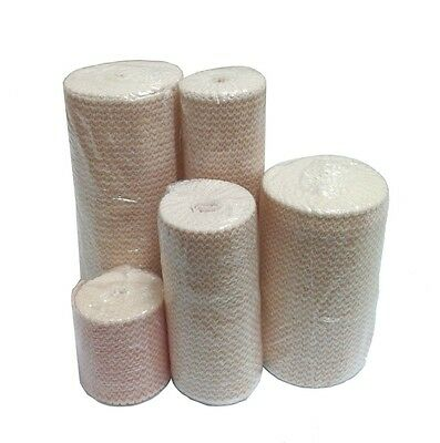 "Ace Type Premium Elastic Bandage with Velcro X-LONG 4""x11yd (4 PACK)"